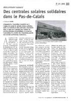 2014-04-19 La Gazette du Nord Pas de Calais