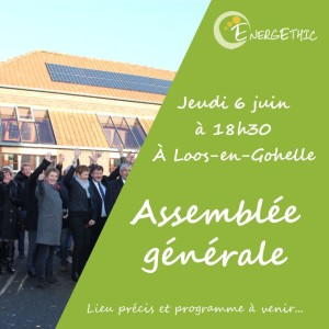 SAVE THE DATE AG 2019